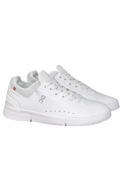 W48 ON-Running W The Roger Advantage Sneakers - ALL-WHITE